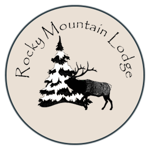 Rocky Mountain Lodge & Cabin logo