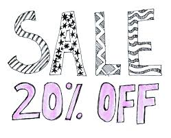 20% Off Gift Shop Items