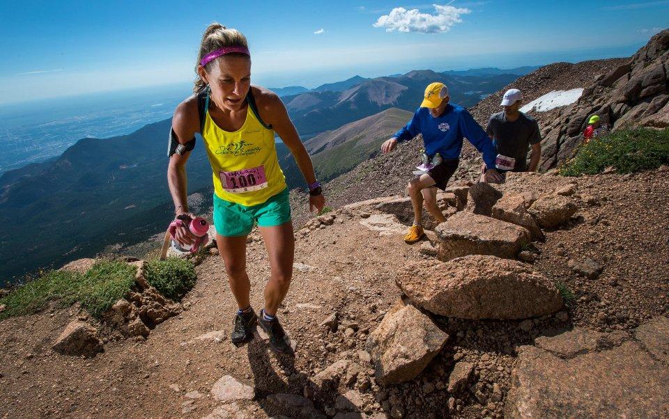 Barr Trail Mountain Race