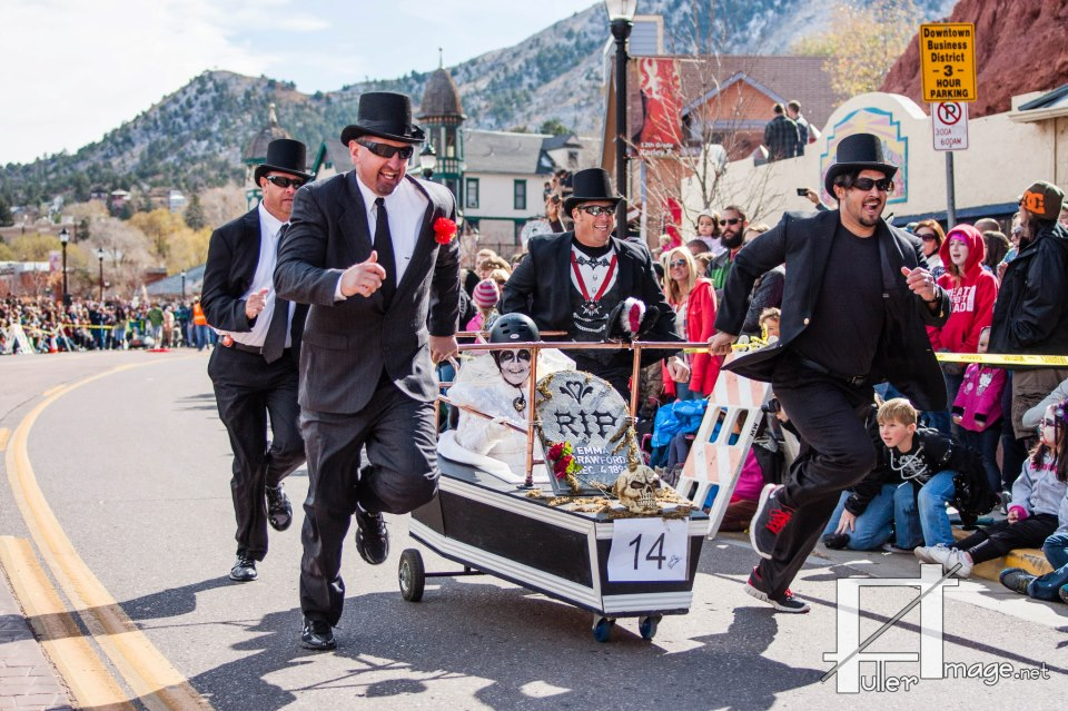 Emma Crawford Coffin Races