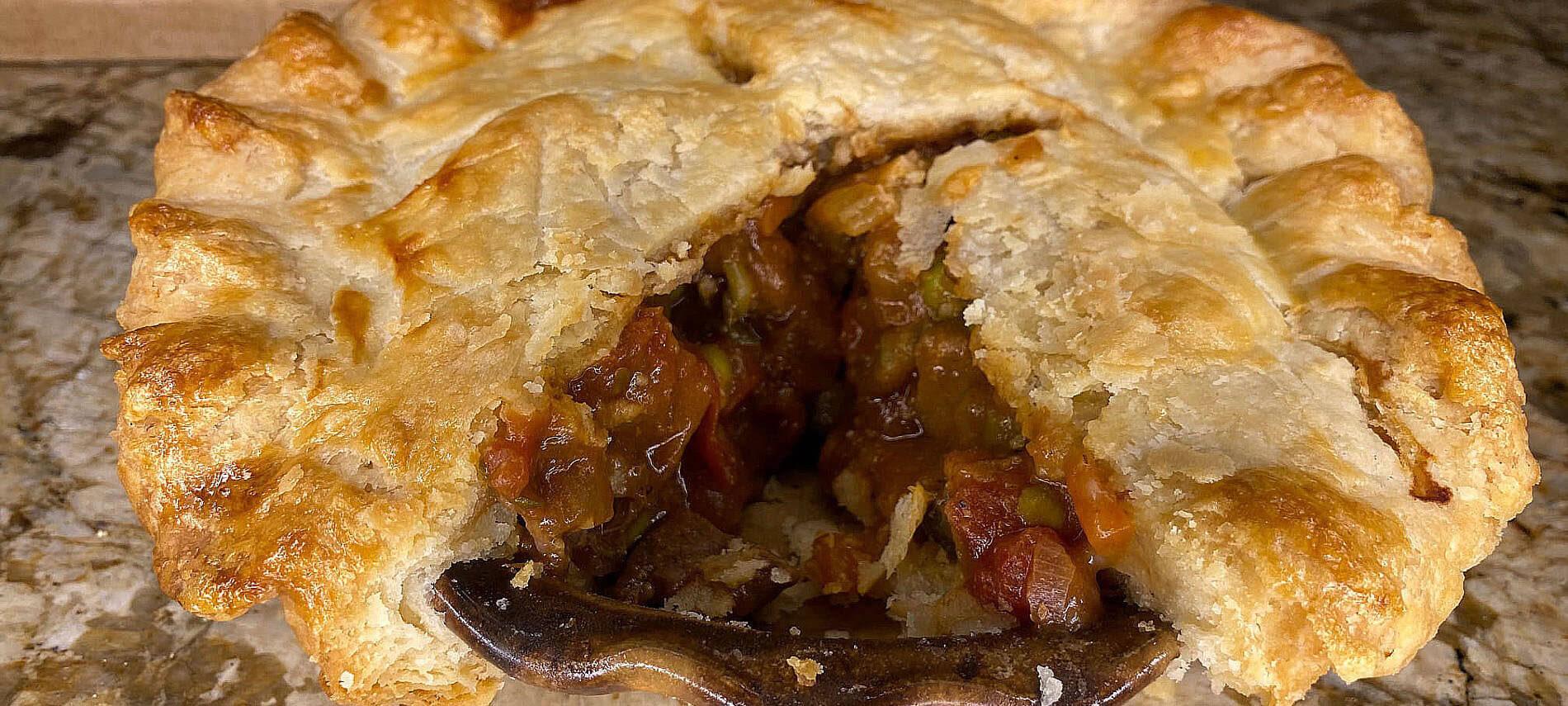 Guinness Beef Pie