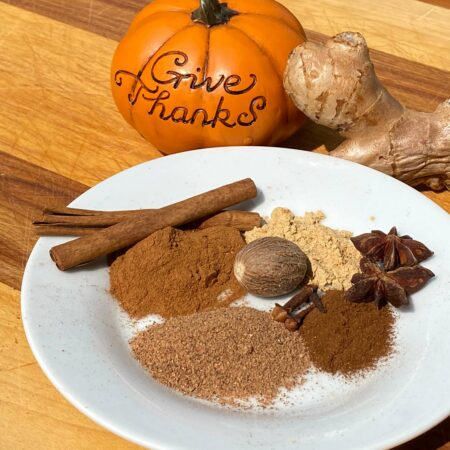 Pumpkin Spice Seasonings