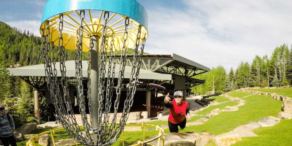 Rocky Mountain State Games Disc Golf