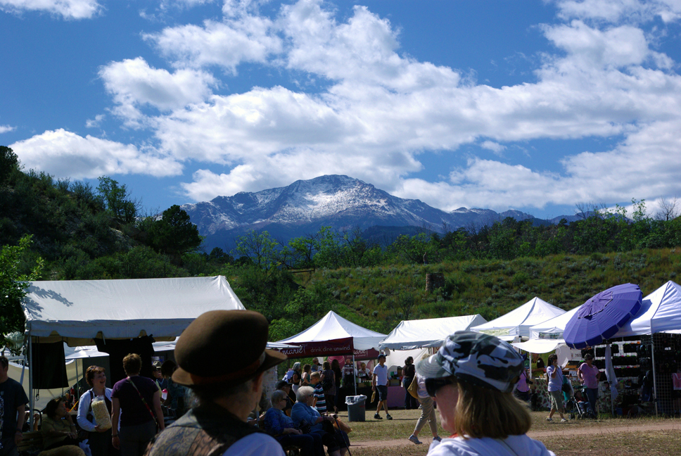 Rock Ledge Ranch Holly Berry Art Festival