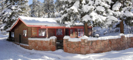 Cabin Rental With Hot Tub In Cascade Near Colorado Springs