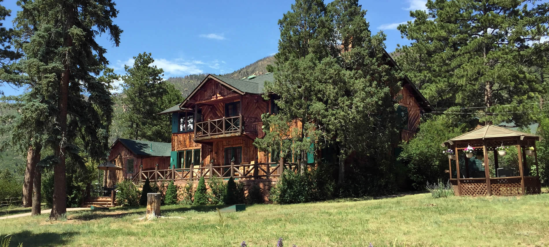Rocky mountain lodge and cabins for Rocky mountain lodges